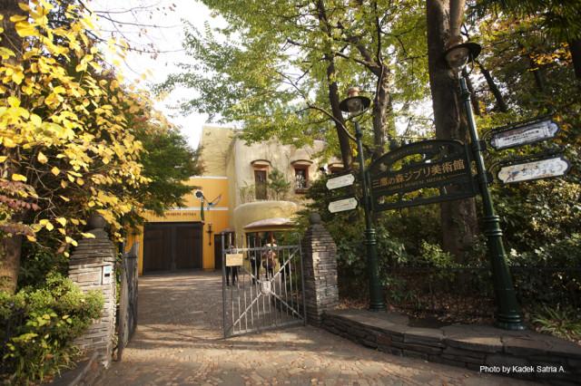 08 Studio Ghibli Museum