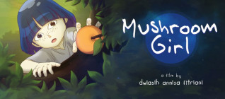 Mushroom Girl, 2D Animation by Dwiasih Annisa Fitriani