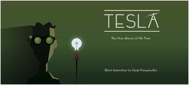 """The Making of """"Tesla"""""""
