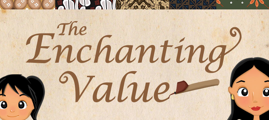 "The Making Of ""The Enchanting Value"" An Educational Animation By Anita Veronica"