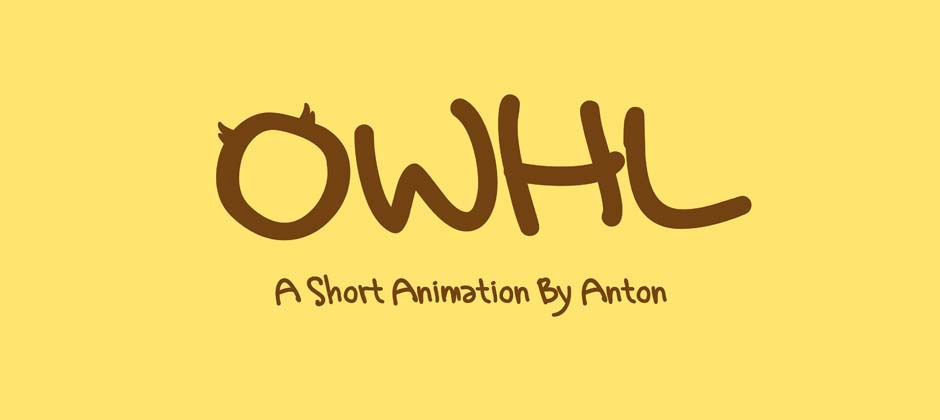 """Short Animation """"OWHL"""" by Anton"""