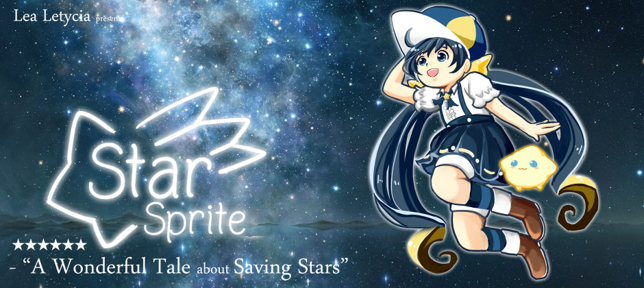The Making of Star Sprite